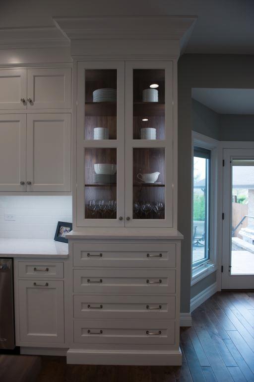 Kitchen cabinets in Kansas