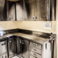 Stainless Steel Kitchen Cabinets Manufacturers Islan How To Personalize Countertops For