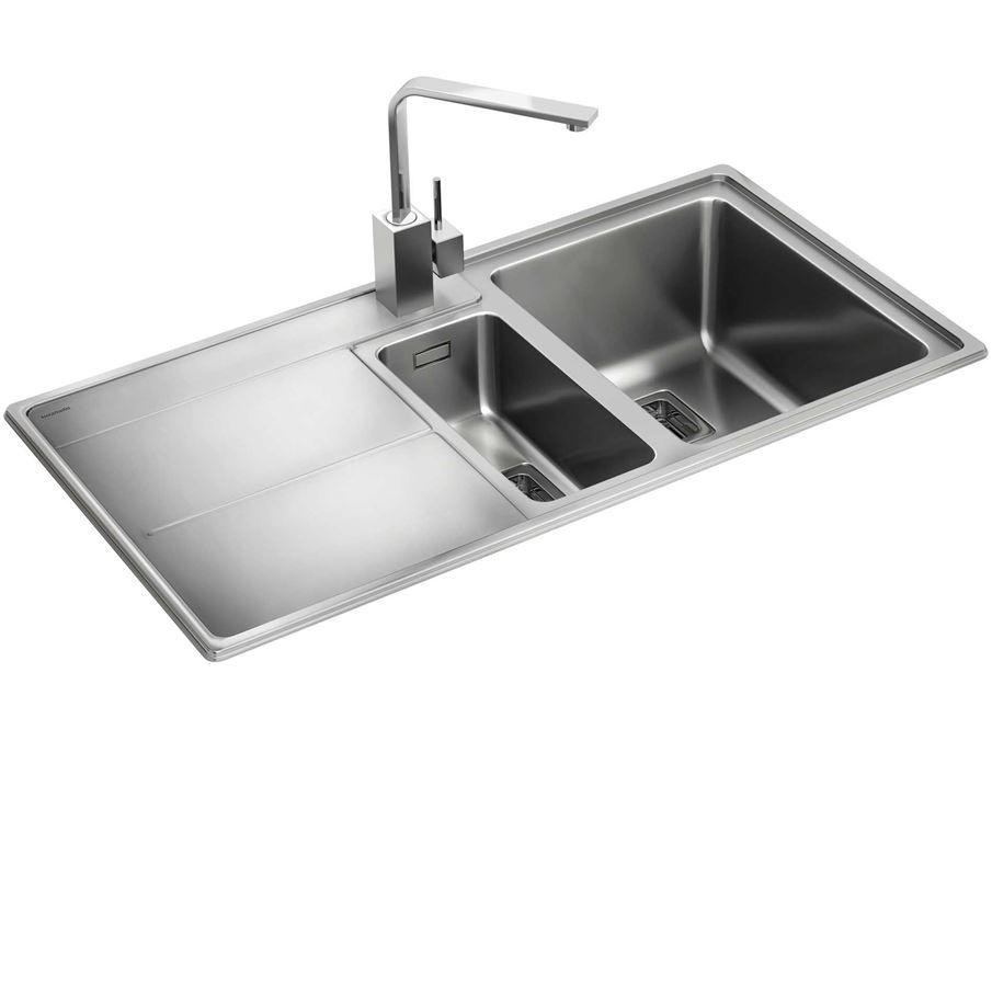 Rangemaster Arlington AR9852 Stainless Steel Sink