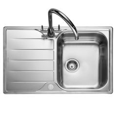 Compact Kitchen Sink Paint Suggestions For Rangemaster Michigan Mg8001 Stainless Steel Picture Of