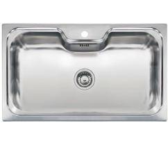 Stainless Steel Single Bowl Kitchen Sink Corner Cabinet Reginox Jumbo