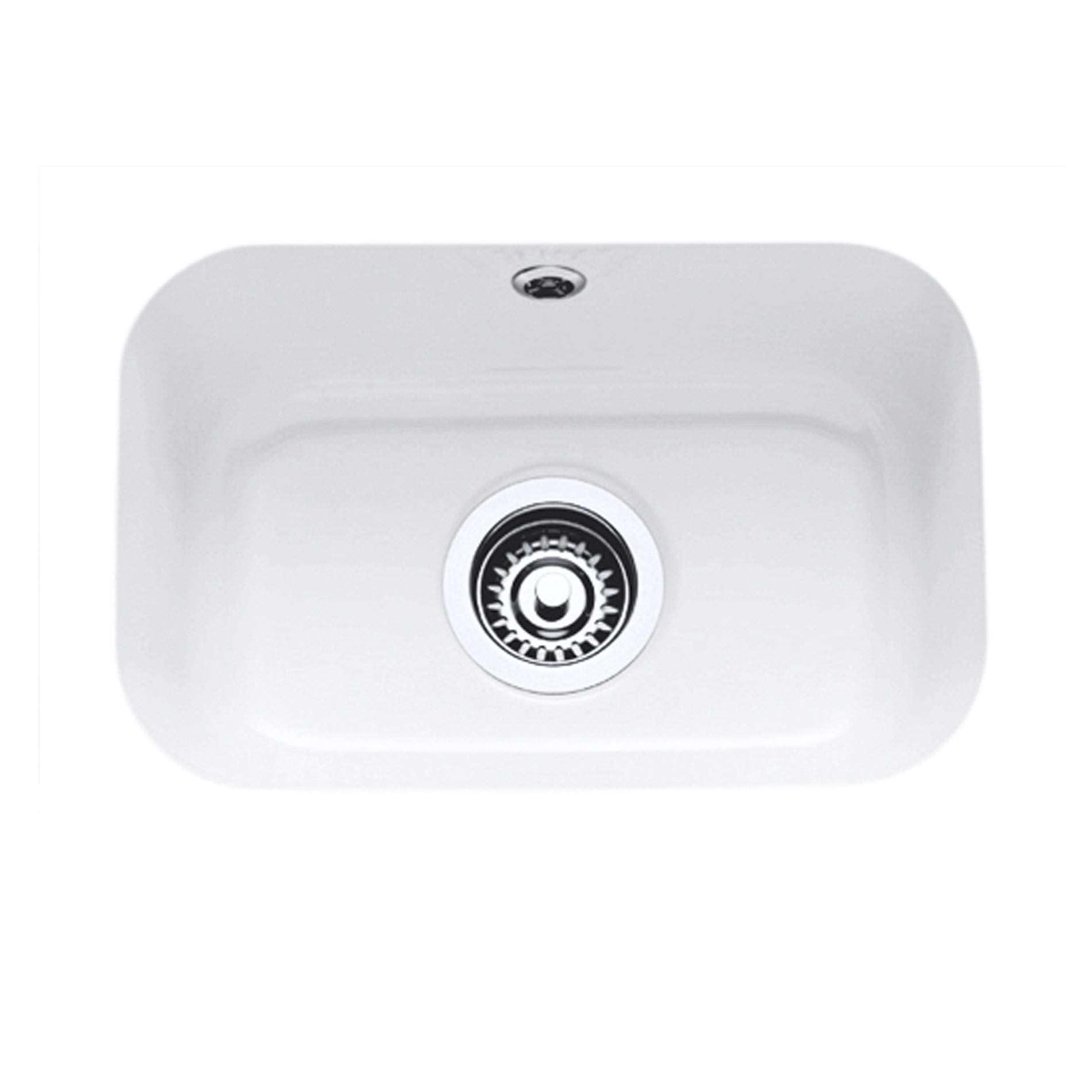 kohler kitchen sinks porcelain cabinet manufacturers canada modultop 19941w fireclay ceramic sink