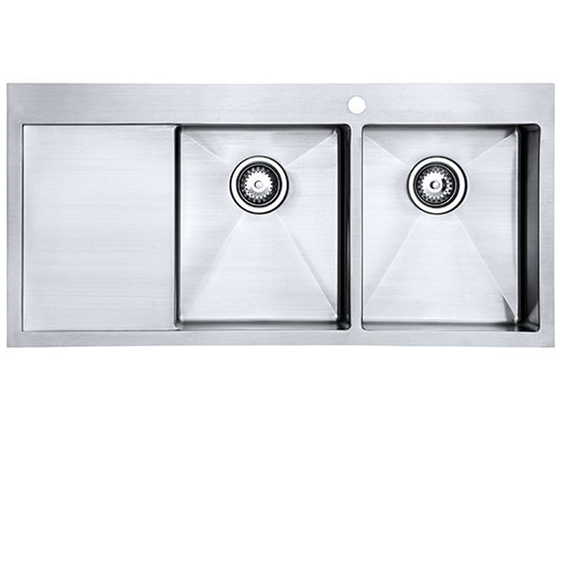 the 1810 company zenduo15 34 34 i f stainless steel sink