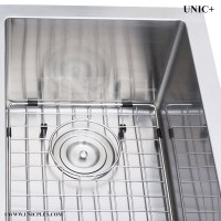 21 Inch Stainless Steel Sink Rack - KUR2106 in Vancouver