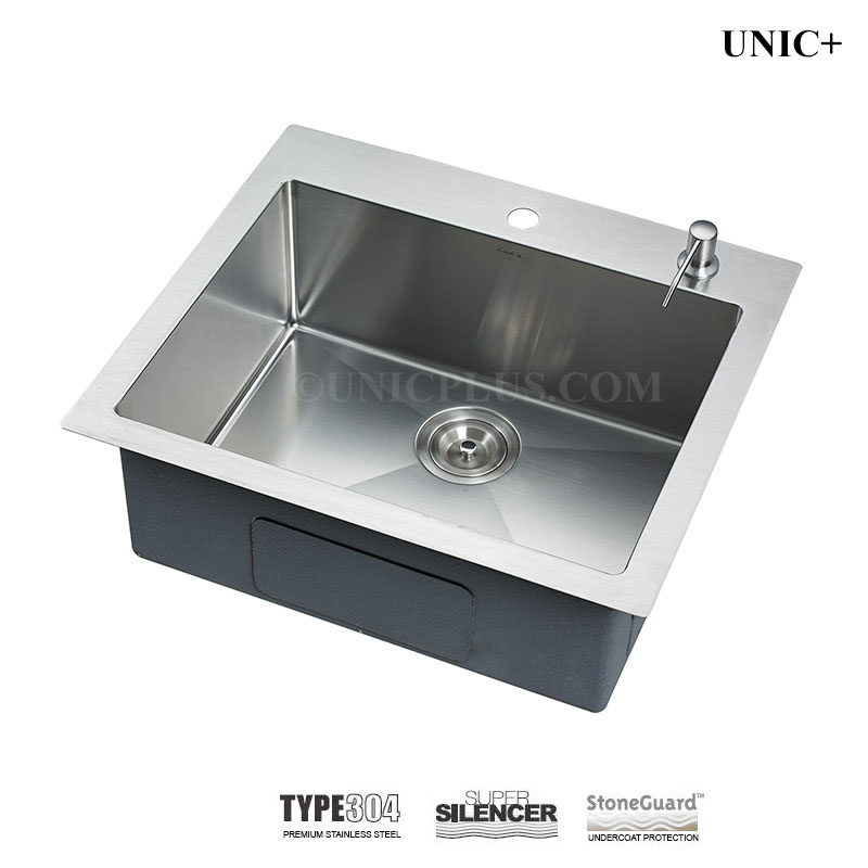24 kitchen sink kidkraft deluxe big & bright 53100 inch small radius stainless steel top mount ktr2421in vancouver