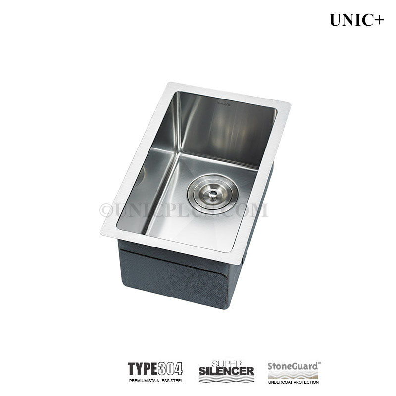 small kitchen sinks delta faucets and radius in vancouver modern 11 inch style stainless steel undermount bar sink kur1118