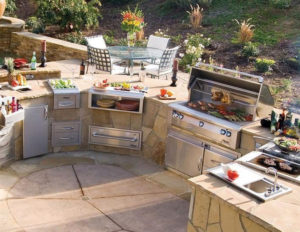 how to make an outdoor kitchen kohler brass faucet tips help you build