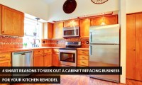 4 Smart Reasons to Seek Out a Cabinet Refacing Business ...