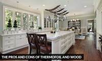 The Pros and Cons of Thermofoil and Wood | Kitchen Solvers ...