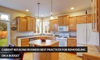 Cabinet Refacing Business Best Practices for Remodeling on ...