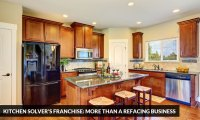 Kitchen Solver's Franchise: More than a Refacing Business ...