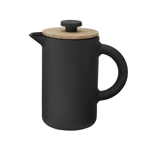 Stelton - Nordic Theo French Press Coffee Maker Black 1