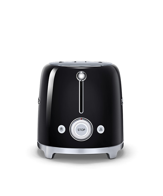 Smeg - Toaster - 2 slice - Black 4