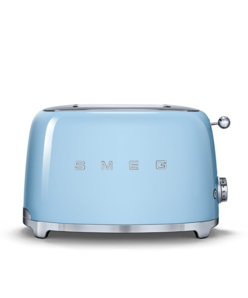Smeg - Toaster - 2 slice - Blue 2