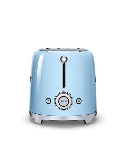 Smeg - Toaster - 2 slice - Blue 3