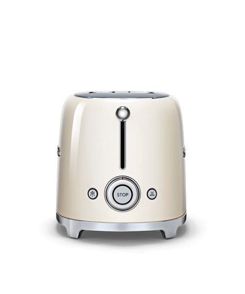 Smeg - Toaster - 2 slice - Cream 4