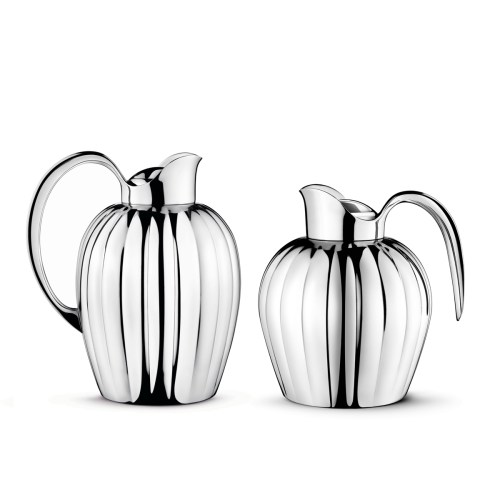 Georg Jensen - Bernadotte Thermo Jug Stainless Steel Mix
