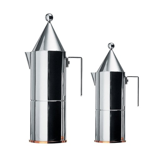 Officina Alessi - Aldo Rossi Mix Coffee Maker La Conica