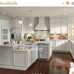 American Kitchen Cabinets Faucet With Side Sprayer Woodmark Prices Zef Jam