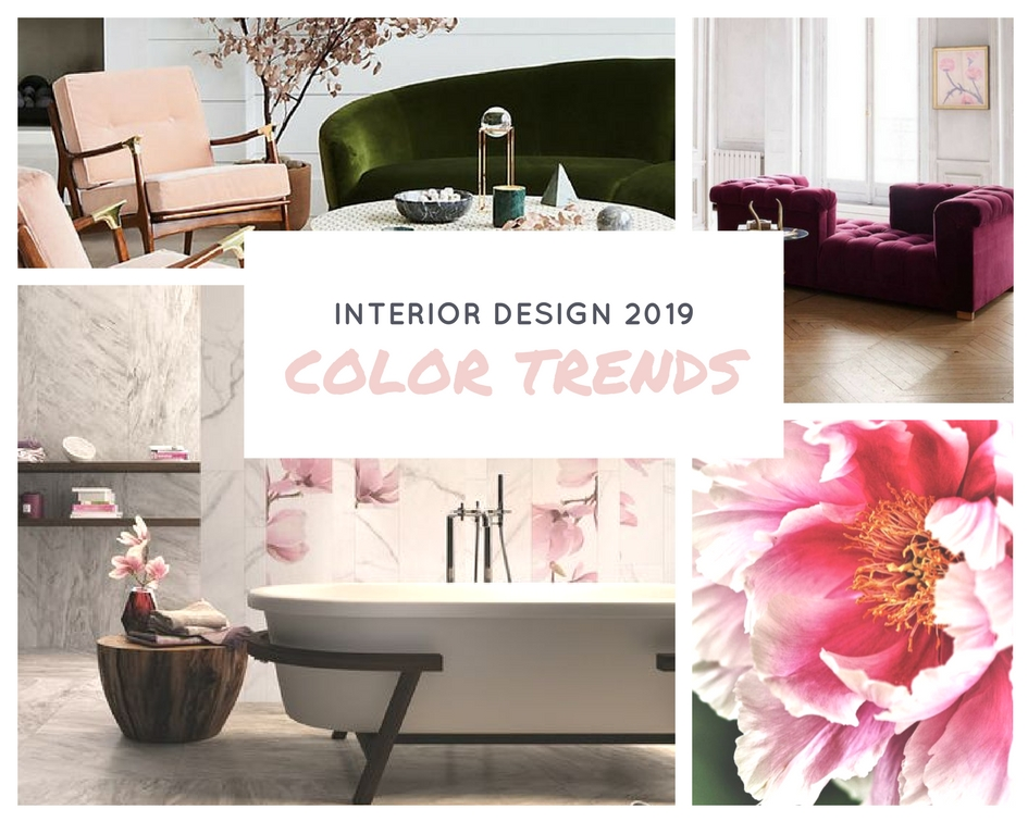 PANTONE Colors That Will Be Trending In 2019 • Kitchen