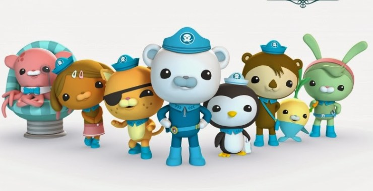 Analysis: DJ The Octonauts