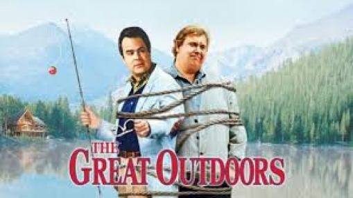 Great Outdoors movie poster