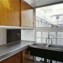 Pegboard Kitchen Wellborn Cabinets Le Corbusier & Charlotte Perriand Kitchens | Talk Blog