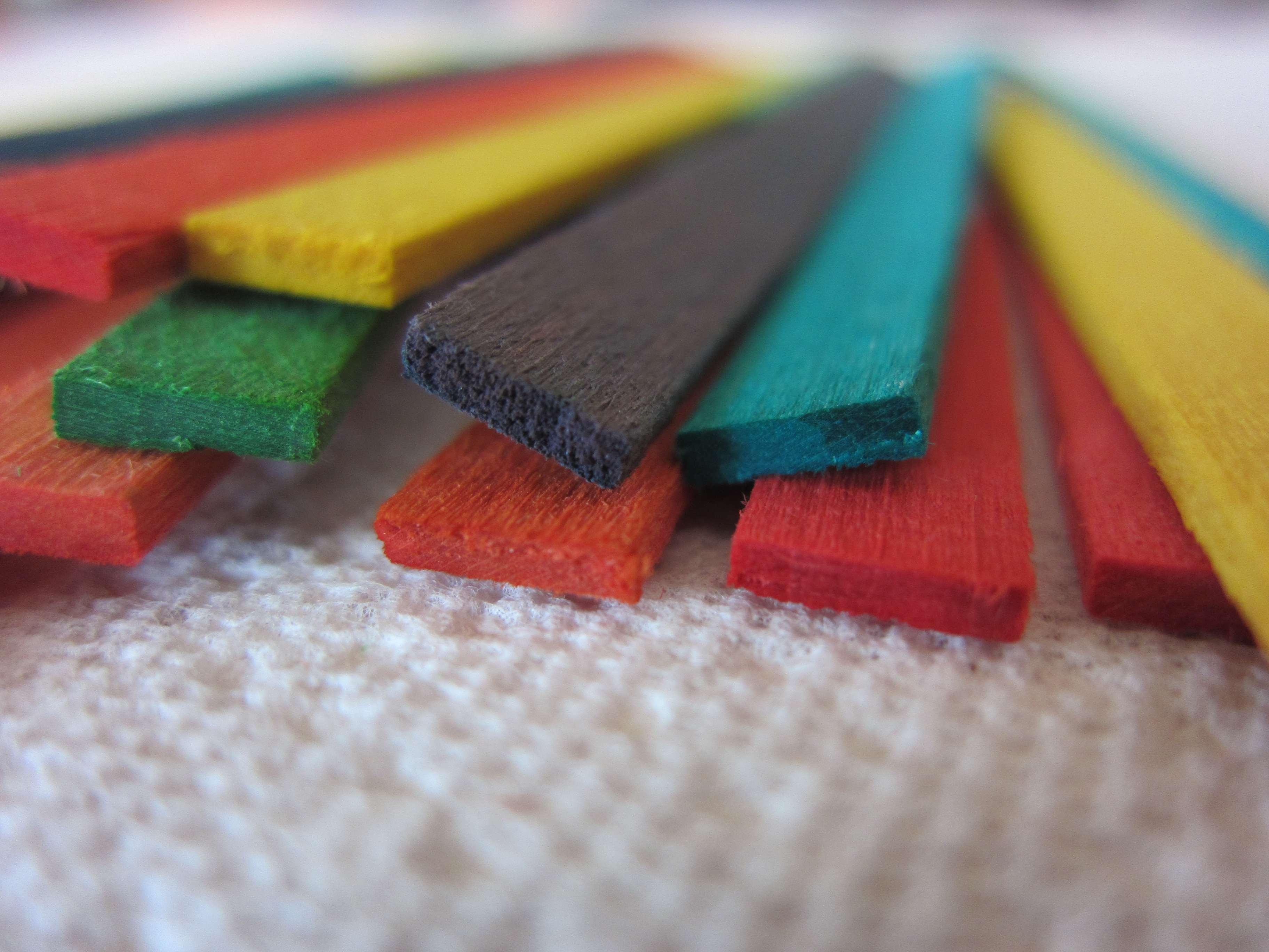 Lockwood Dyes Color Chart