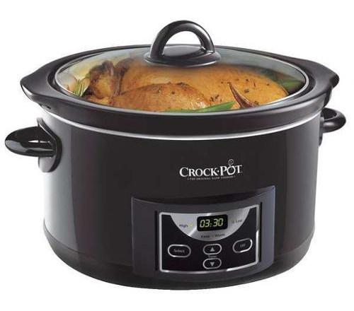 CROCK POT SCCPRC507-B Crock Pot