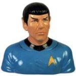 Westland Giftware Star Trek Spock Cookie Jar
