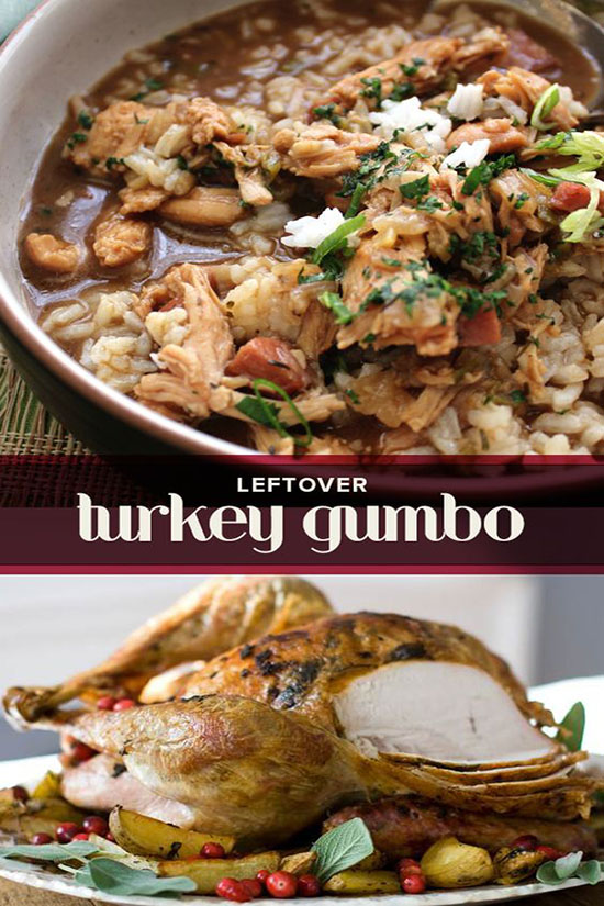Turkey Gumbo
