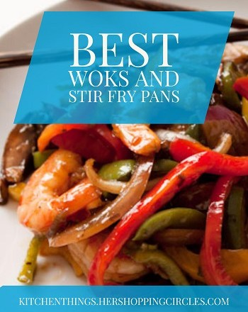 Best Woks and Stir Fry Pans