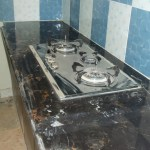 Complete Marble Kitchen Top