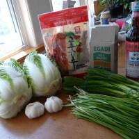 Cabbage Kimchi - 배추 김치