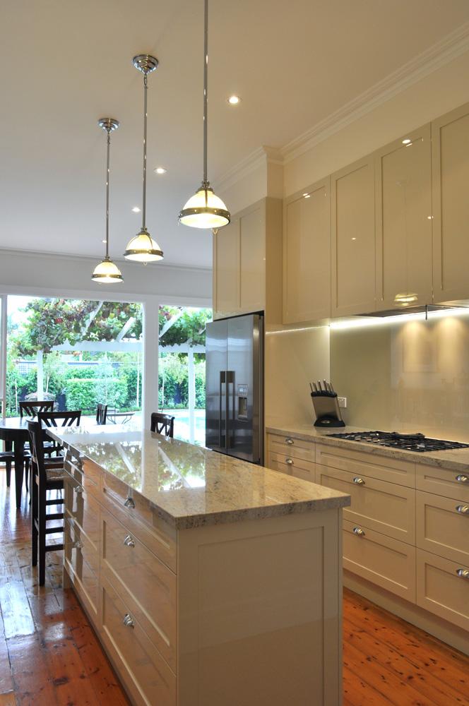 Kitchen Renovationgorgeous Galley Kitchen Update