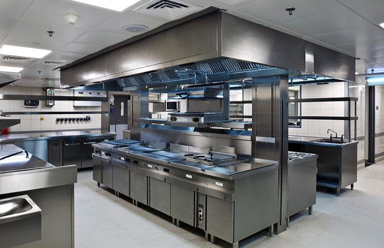 What Are The Standards For Hood Overhang To Specific Cooking Equipment Is It Based On Ul Listings Of The Hood Kitchen Ventilation By Halton
