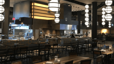 Demand Control Ventilation for Commercial Kitchens