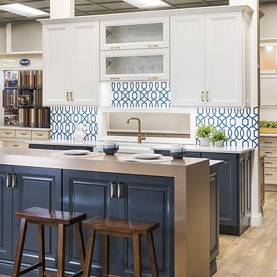 kitchen showrooms ikea backsplash design cabinet newton ma views showroom vignettes
