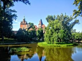Vajdahunyad Castle, City Park
