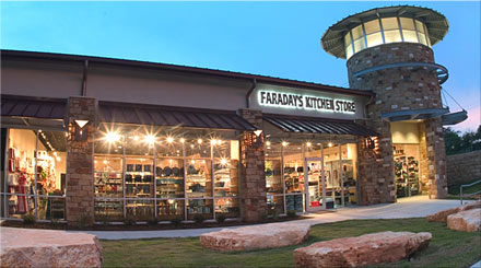Faraday's Kitchen Store Keeps Austin Whisked  Kitchenware