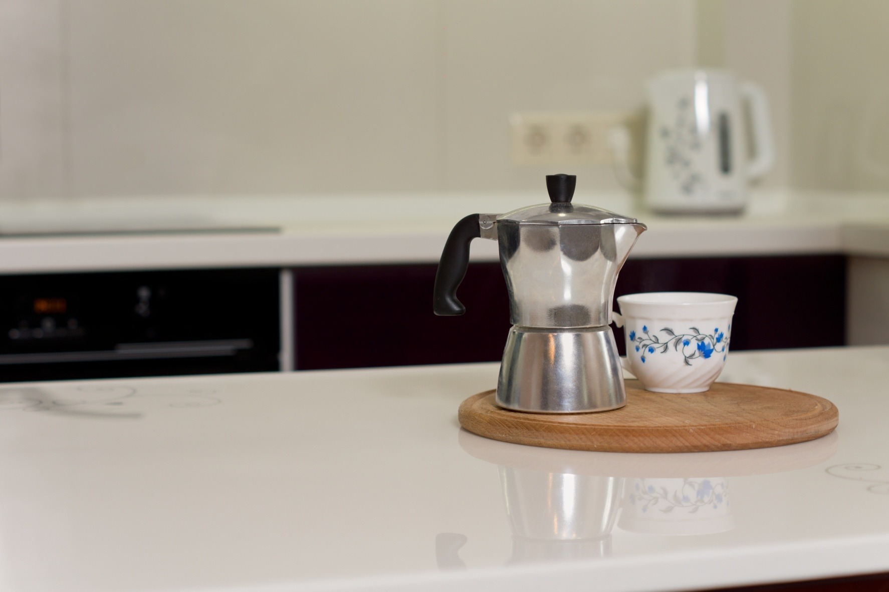 hight resolution of how to use a coffee percolator