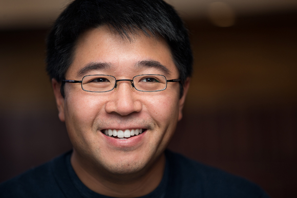 Meet Don Chow of foodiePrints.com. Photo by Justin Van Leeuwen