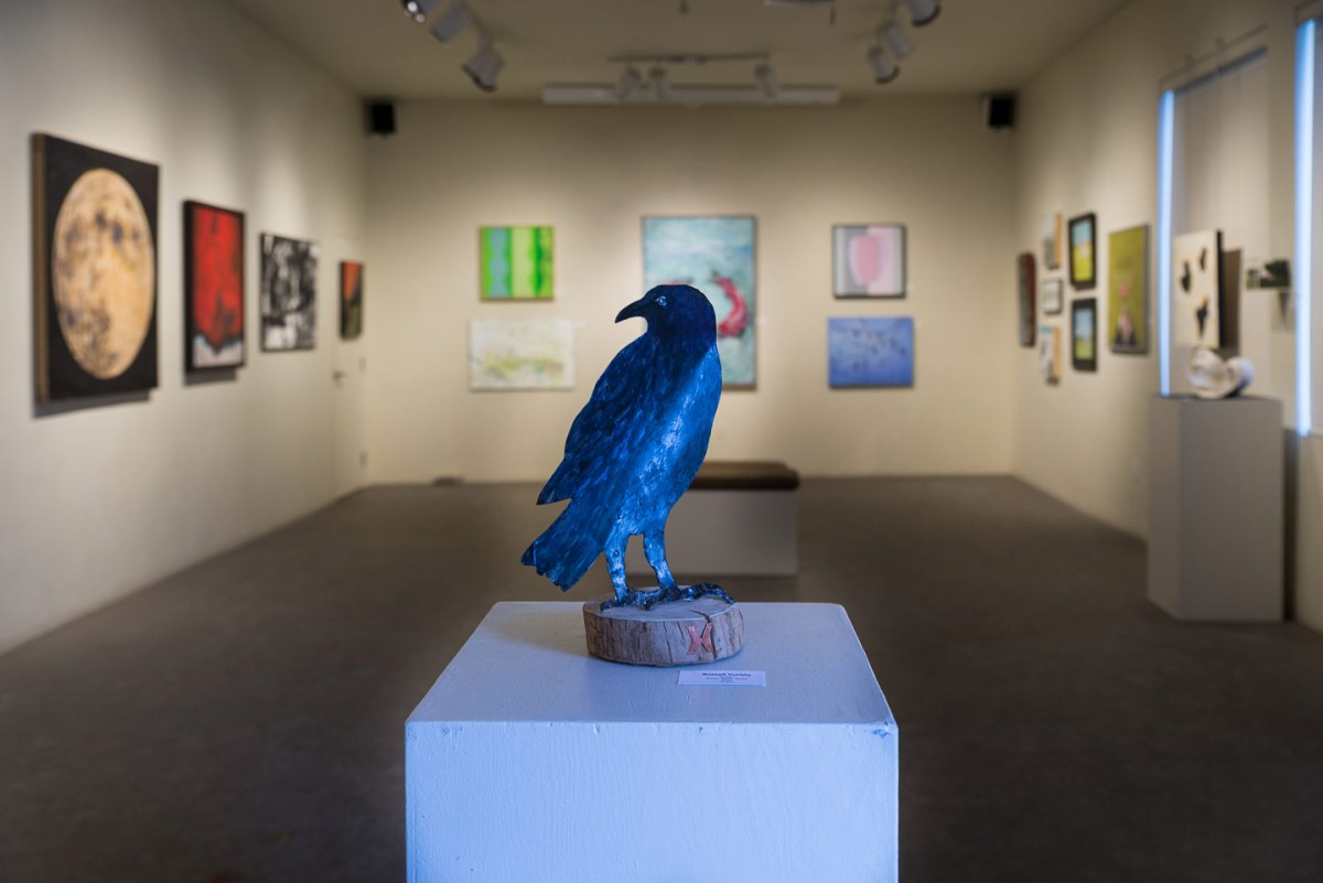Cube gallery celebrates a decade of supporting local artists