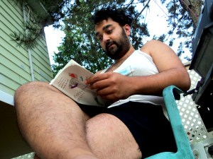 For Usman Mushtaq, summer reading isn't always lightweight.