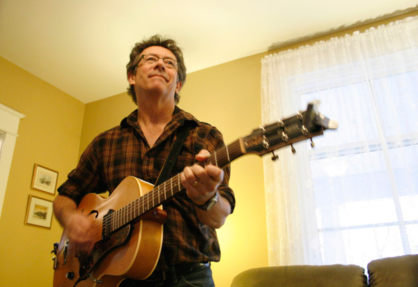 "Ottawa-based singer-songwriter Tony Turner says that he hopes his ""Harperman"" fame will help fans discover some of his other work."
