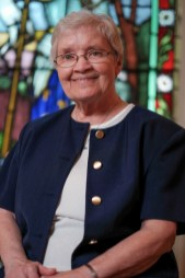 Originally from Ottawa, SisterThérèse entered the order in 1954, and has seen Westboro change and grow incredibly over the years.Photo by Ted Simpson