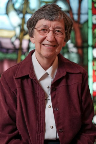 Sister Yvette is the Superior General of the Order. She entered the order in 1961, and was honoured with Pro Ecclesia et Pontifice Cross in 1997 by Jean Paul ll and a Blessing from Pope Francis in 2015. Photo by Ted Simpson