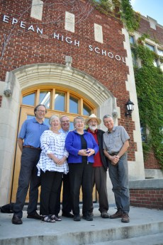 Members of the Nepean High School Class of '67