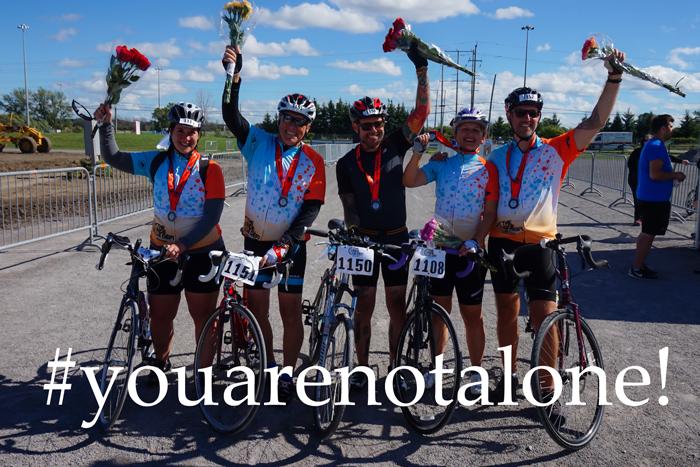Do the Ride team 2016