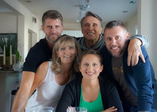 Neron family photo